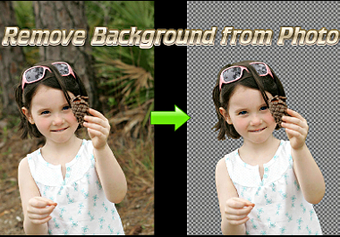 remove the background from your photo