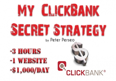 teach you How to Earn 500 Dollars Daily from CLICKBANK as a Newbie