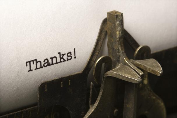 Write a Professional Thank You Letter