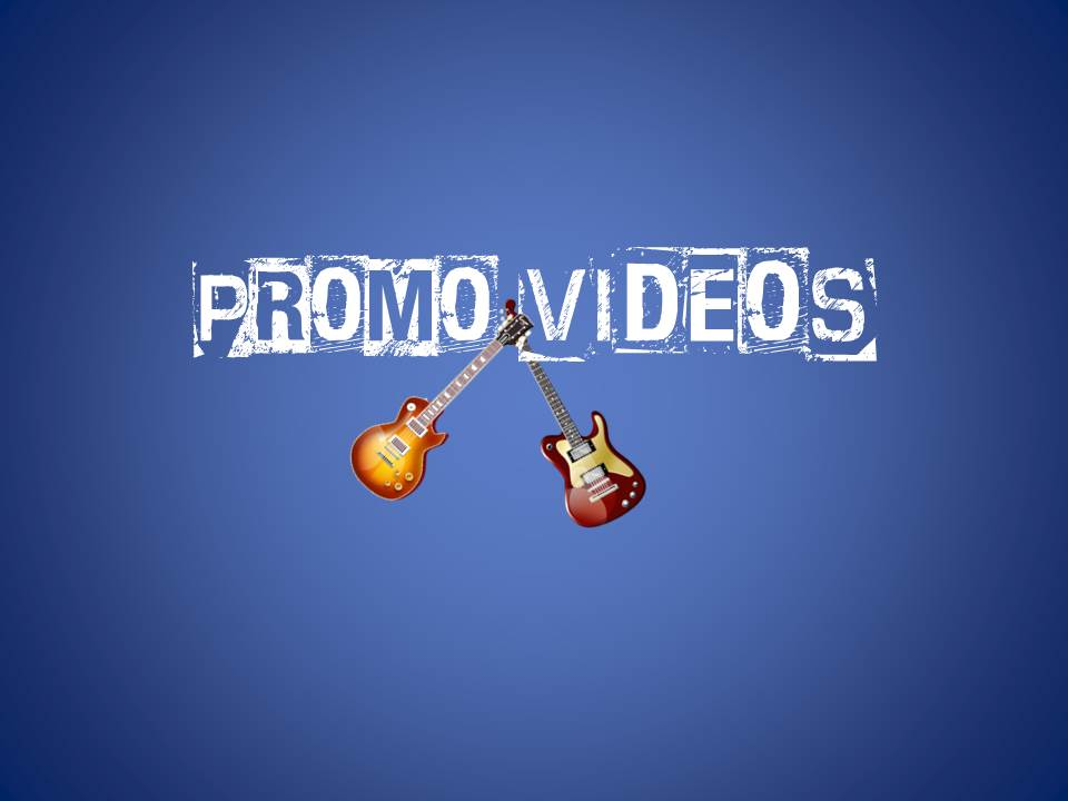 Create A 2-3 Minute Promo For Your Band