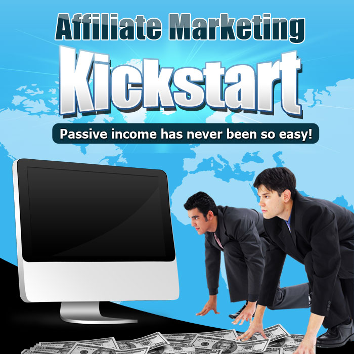 send to you an ebook about affilliate marketing kickstart