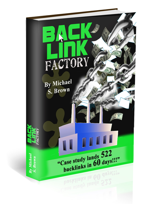 send to you an ebook about Back Link Factory