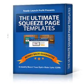 give you Ultimate Squeeze Page Templates