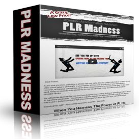 give you 1400 Articles PLR