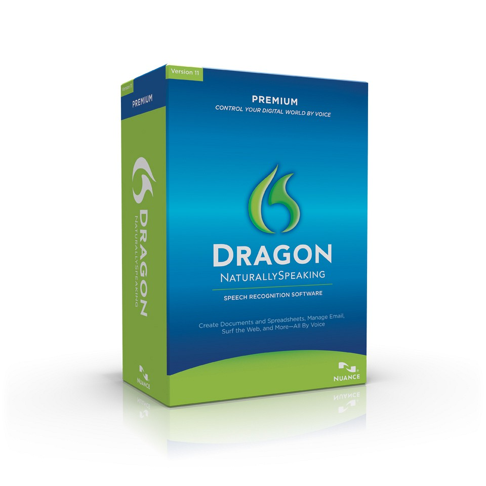 give you Dragon naturally speaking