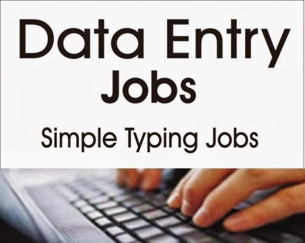 do your data entry
