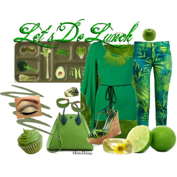 design 3 sets on *Polyvore*