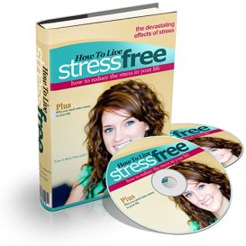 "give you Report ""How To Live Stress Free"" with audio"