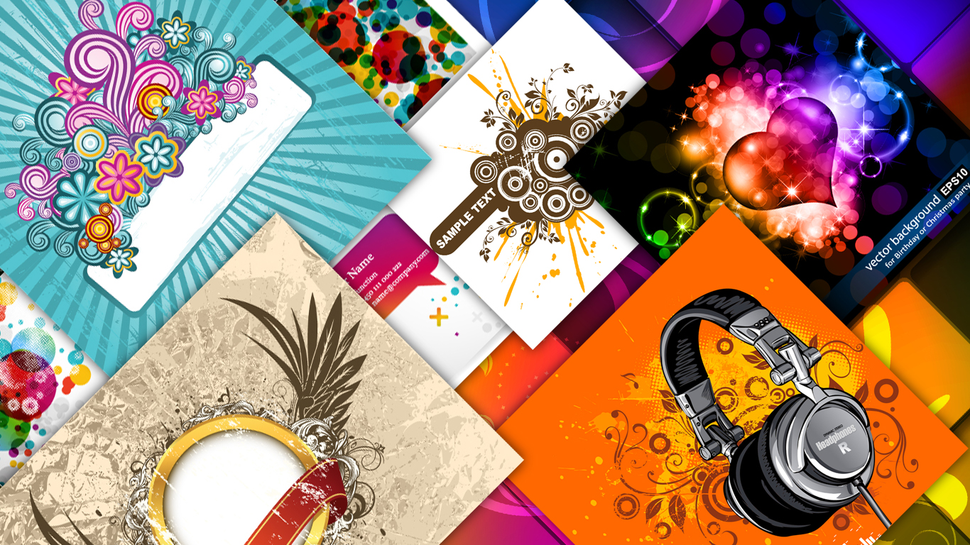 send you my design material, 9300 quality vectors