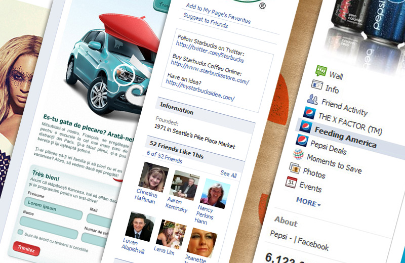 make facebook app for your campaign