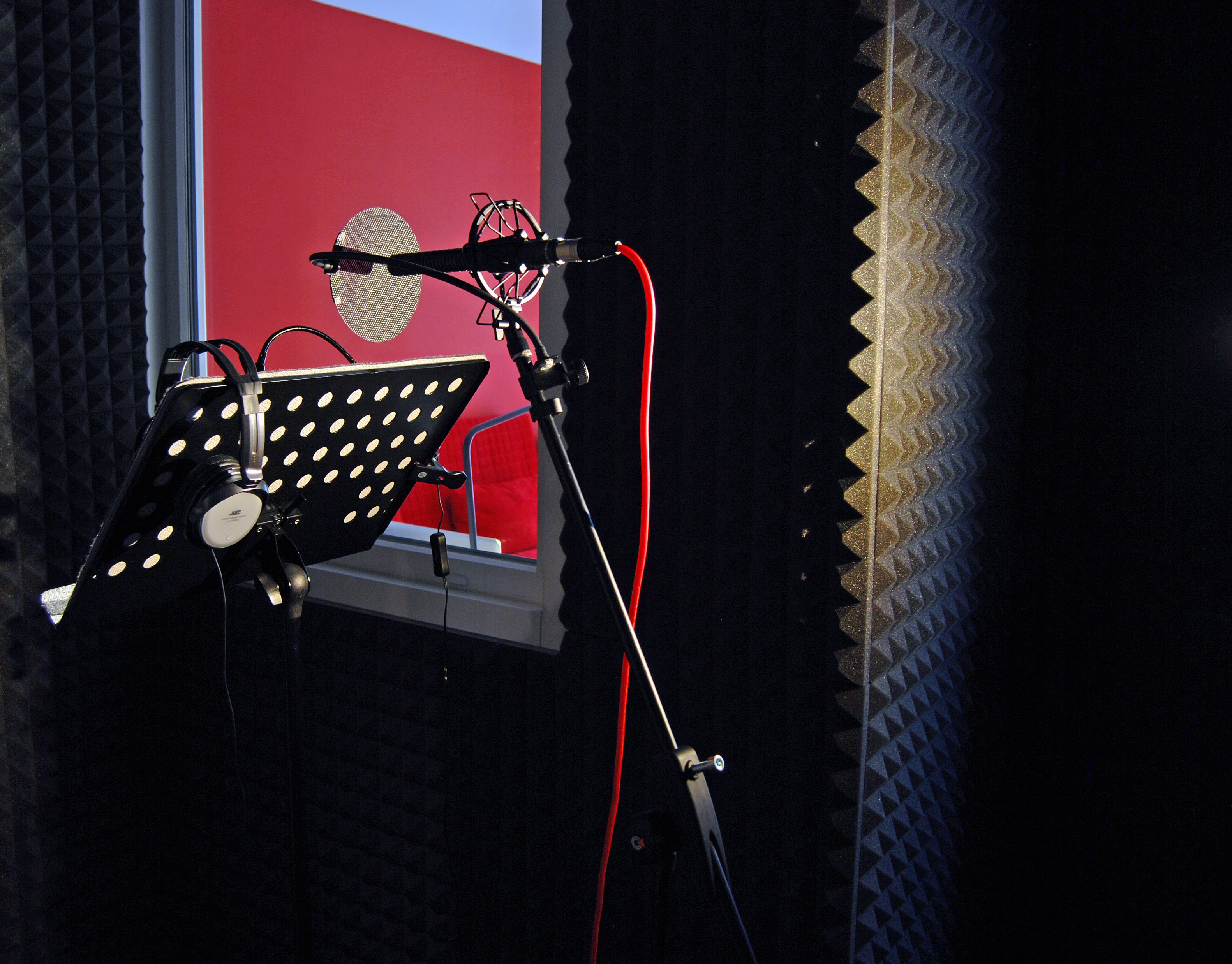 record 25 words Italian voiceover