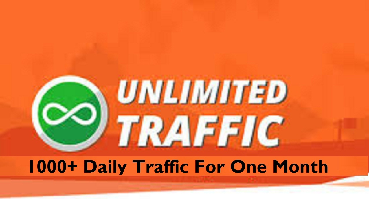 Drive  50,000 Human Traffic to Your Website