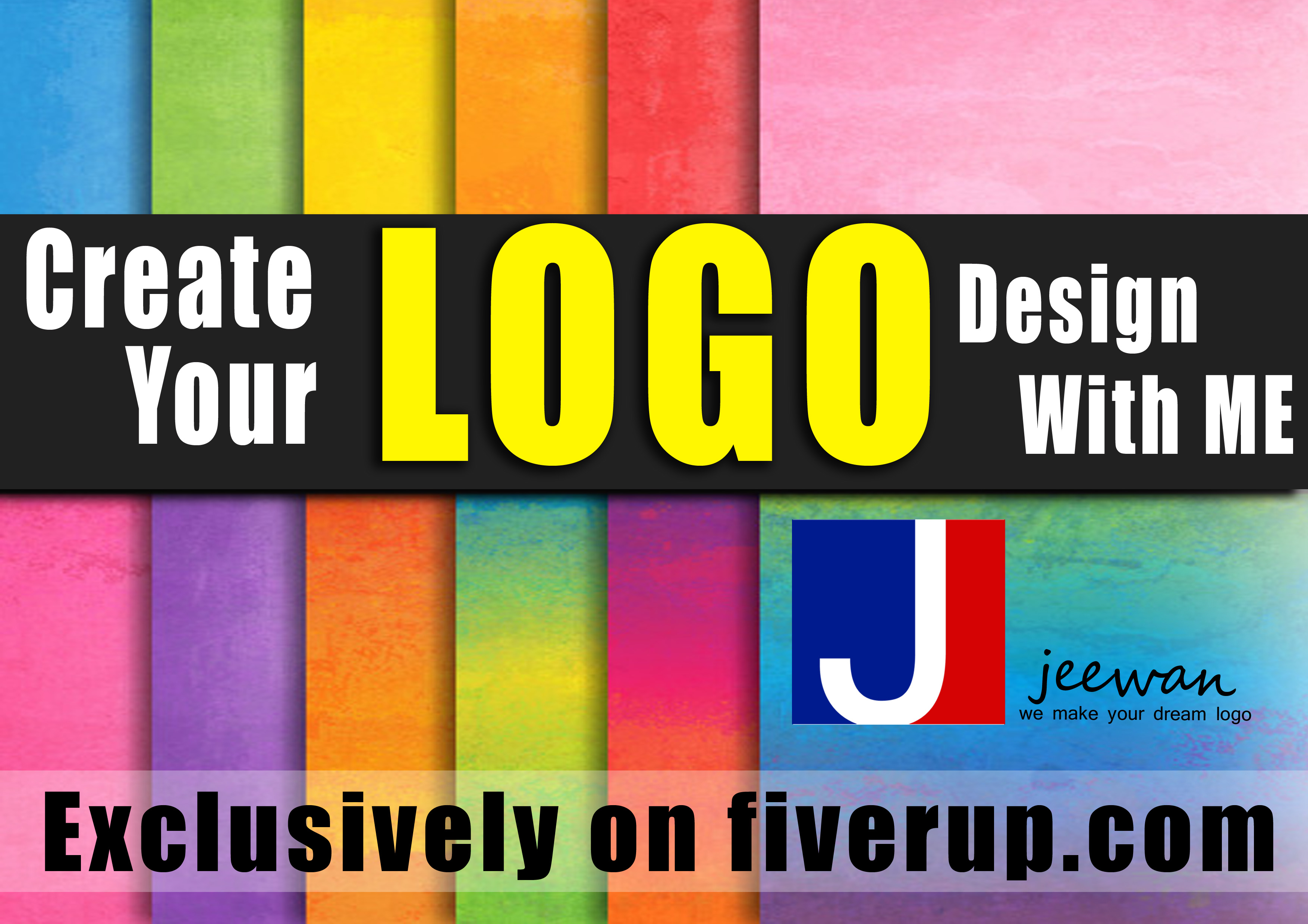 create EXECUTIVE logo for your own business