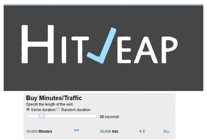 show you a hitleap method with 500k traffic daily