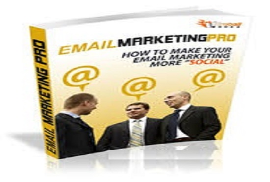send to you Ebook Email Marketing PRO TARGET for $5