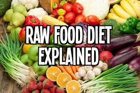 Give you Ebook Losing Weight Quickly With the Raw Food Diet