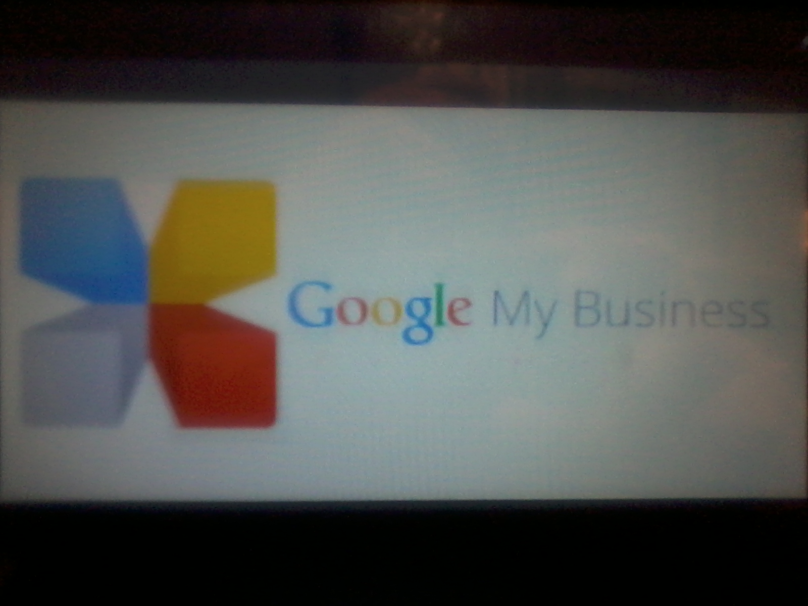 put your business on Google My Business