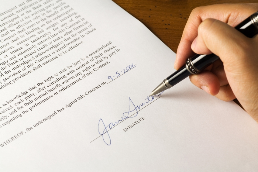 give you all the contracts you need to run your new record label