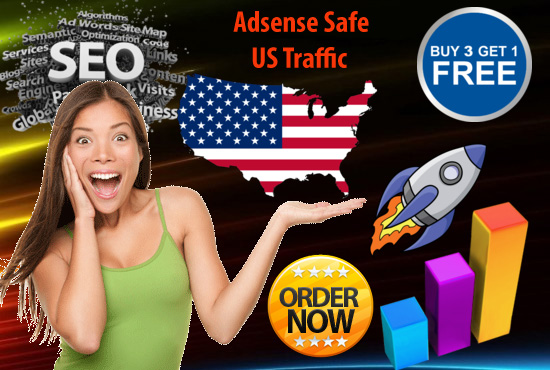 drive 25,000 US target traffic to your websit