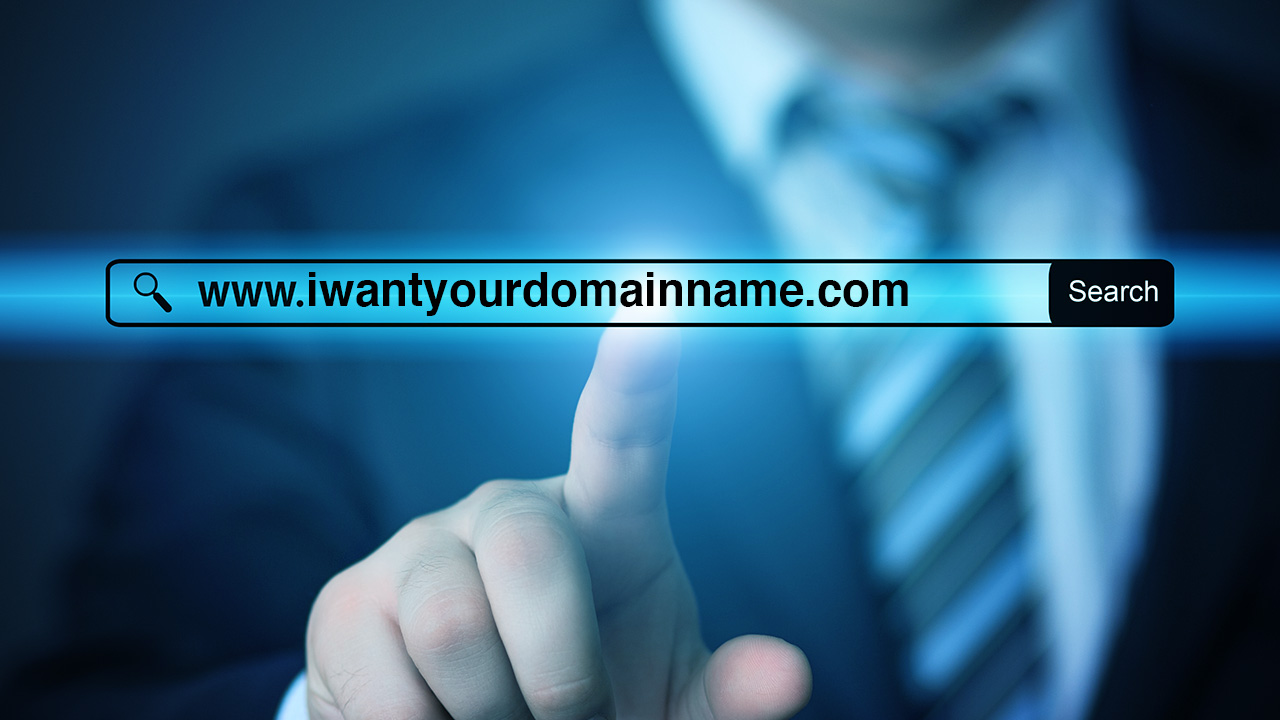 research and find an extra good domain name for you