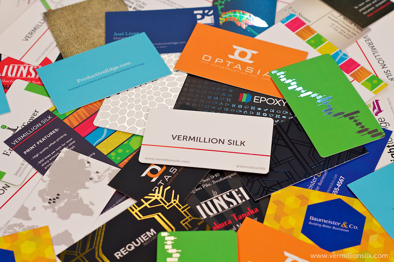 design OUTSTANDING best business cards