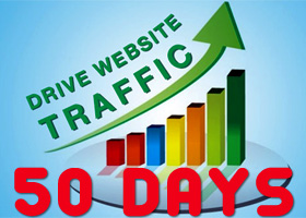 will send you unlimited real TRAFFICS to your blog/website