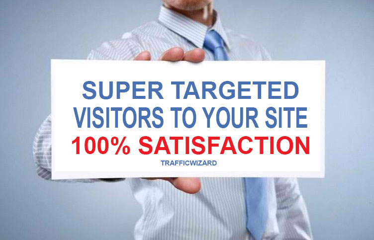 send highly targeted visitors to your website