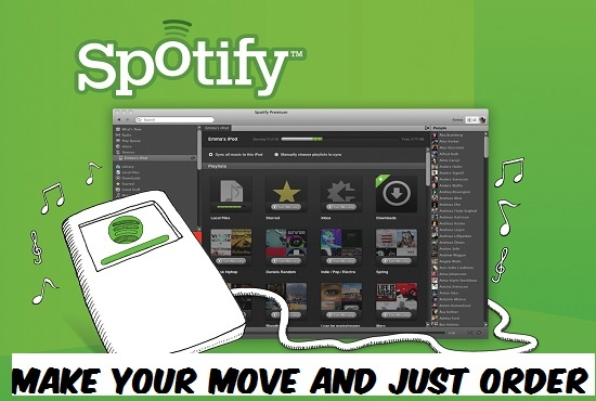 give you Spotify Long Life Working Premium Account Only