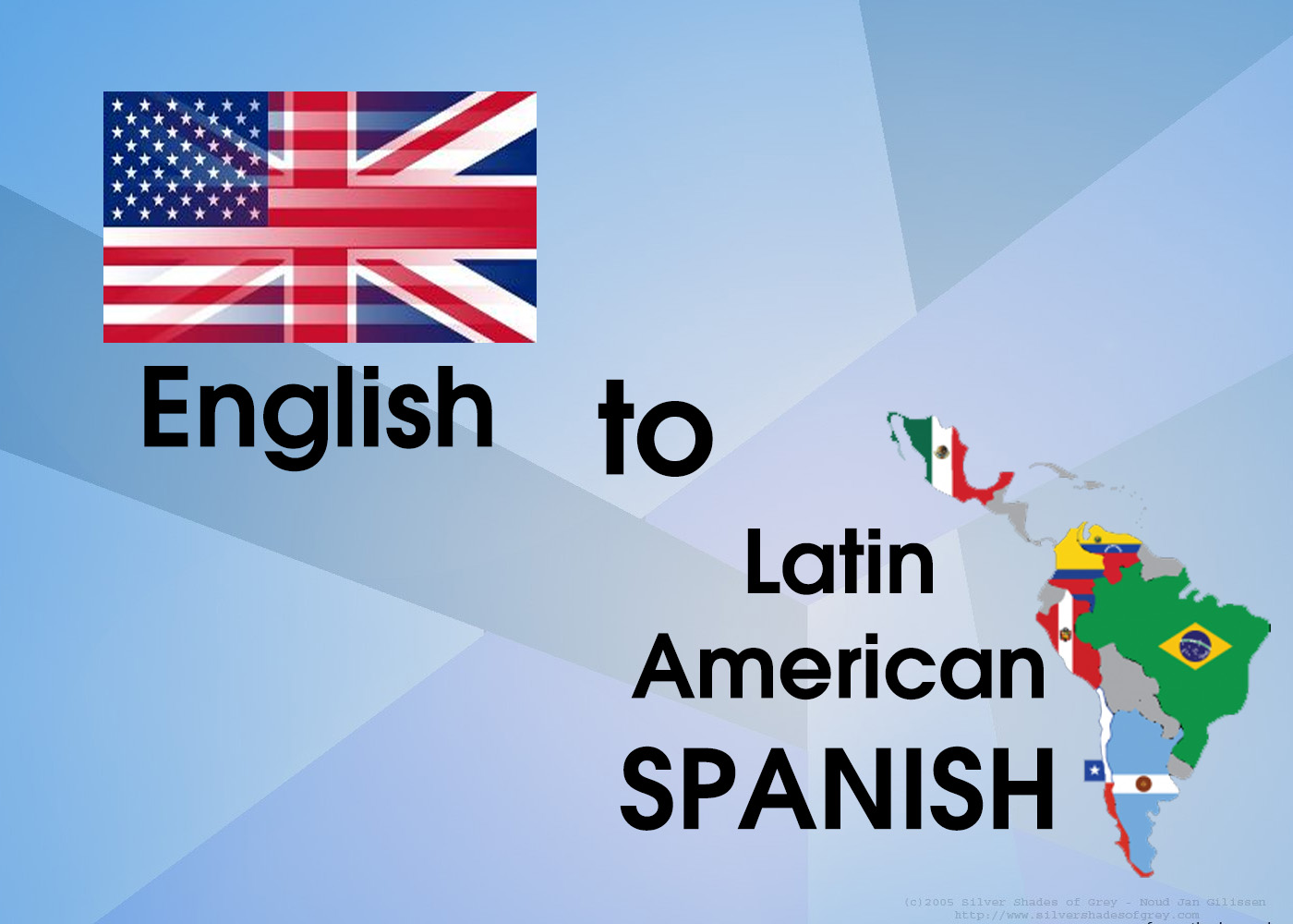 translate 500 words from English to Latin American Spanish
