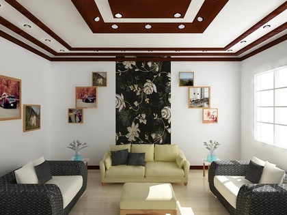 Design 3D Interior with Unlimited Revisions
