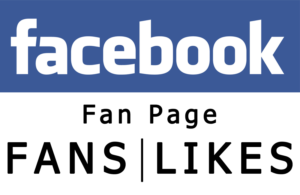 give you real 1500 fb fan page like