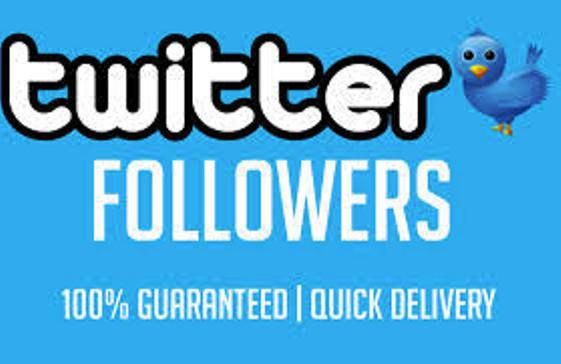 give you 300+ [Real] Twitter Followers , without password