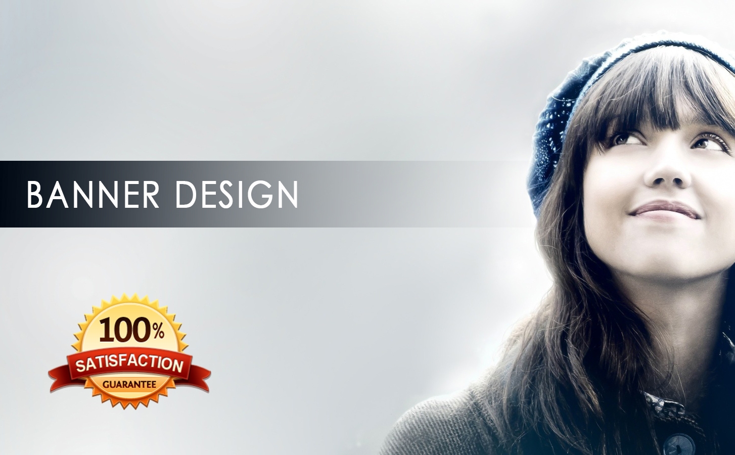 design your banners, headers and Ads