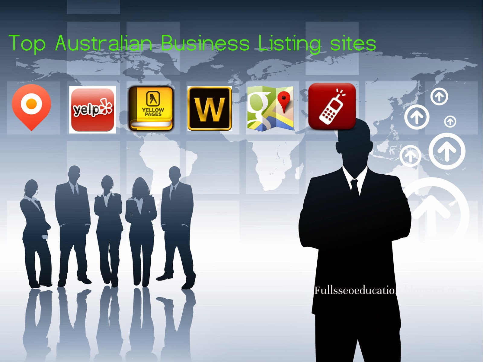 get your business listed into Aus local directories