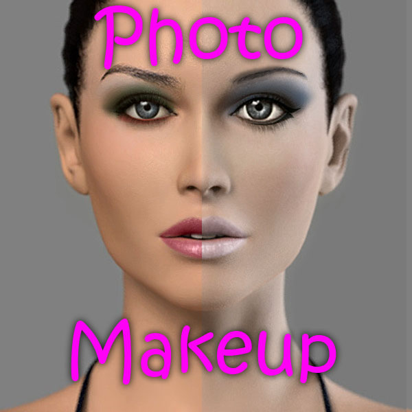 pick 5 types of makeup for your face