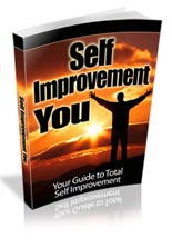 give you eBook on Self Improvement You