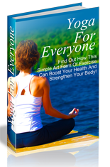 give you ebook on Yoga For Everyone