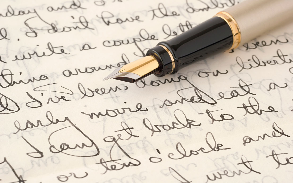 make a font for Word from your own handwriting