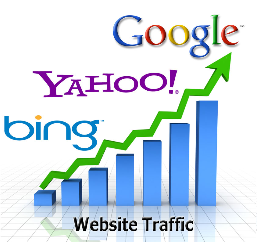 give unlimited traffic for website for $5