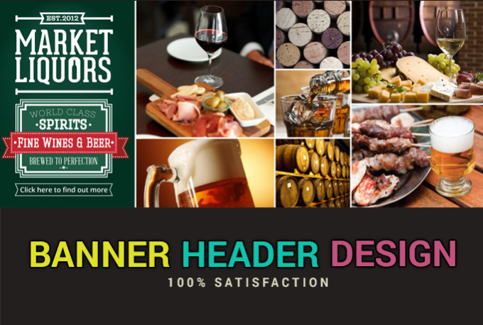 design Awesome Professional web banner