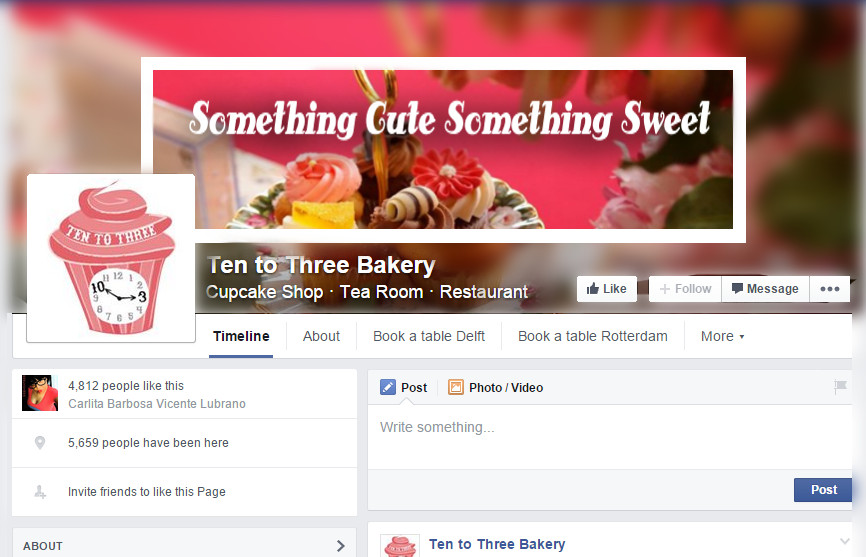 custom design your whole Facebook page and tabs