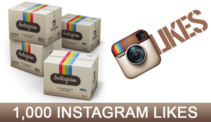 give 1000 instagram likes