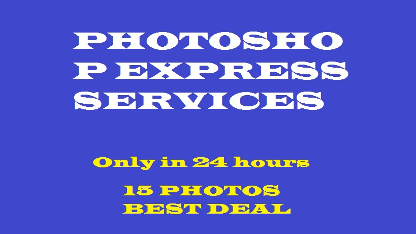 retouch, process and edit 20 photos professionally in 24 hours with the best quality offered