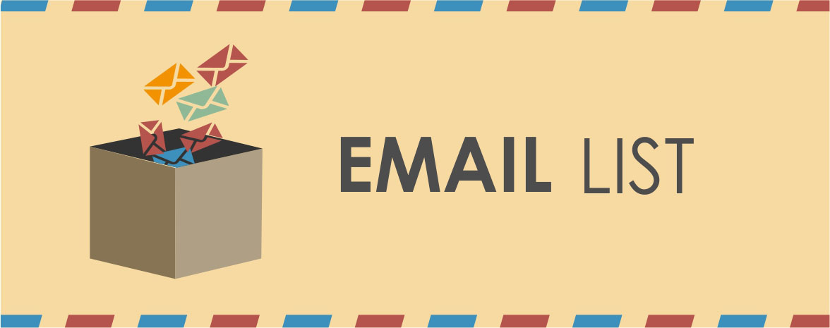 deliver a10K optin mailing list of your choice
