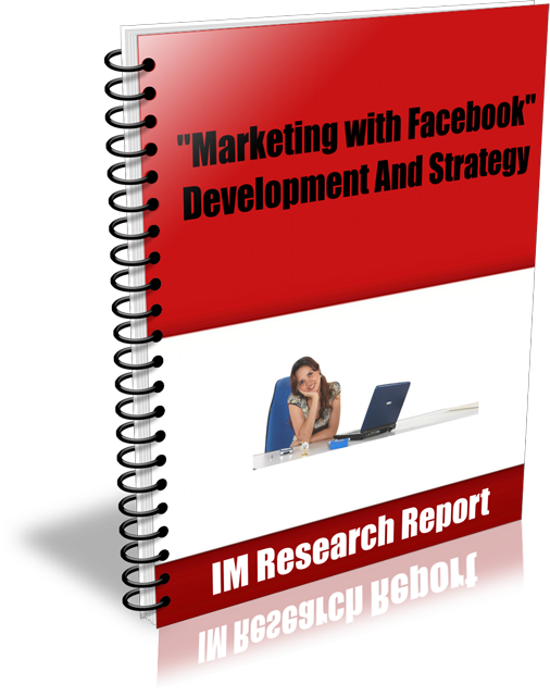 send you an e-book on Marketing with Facebook