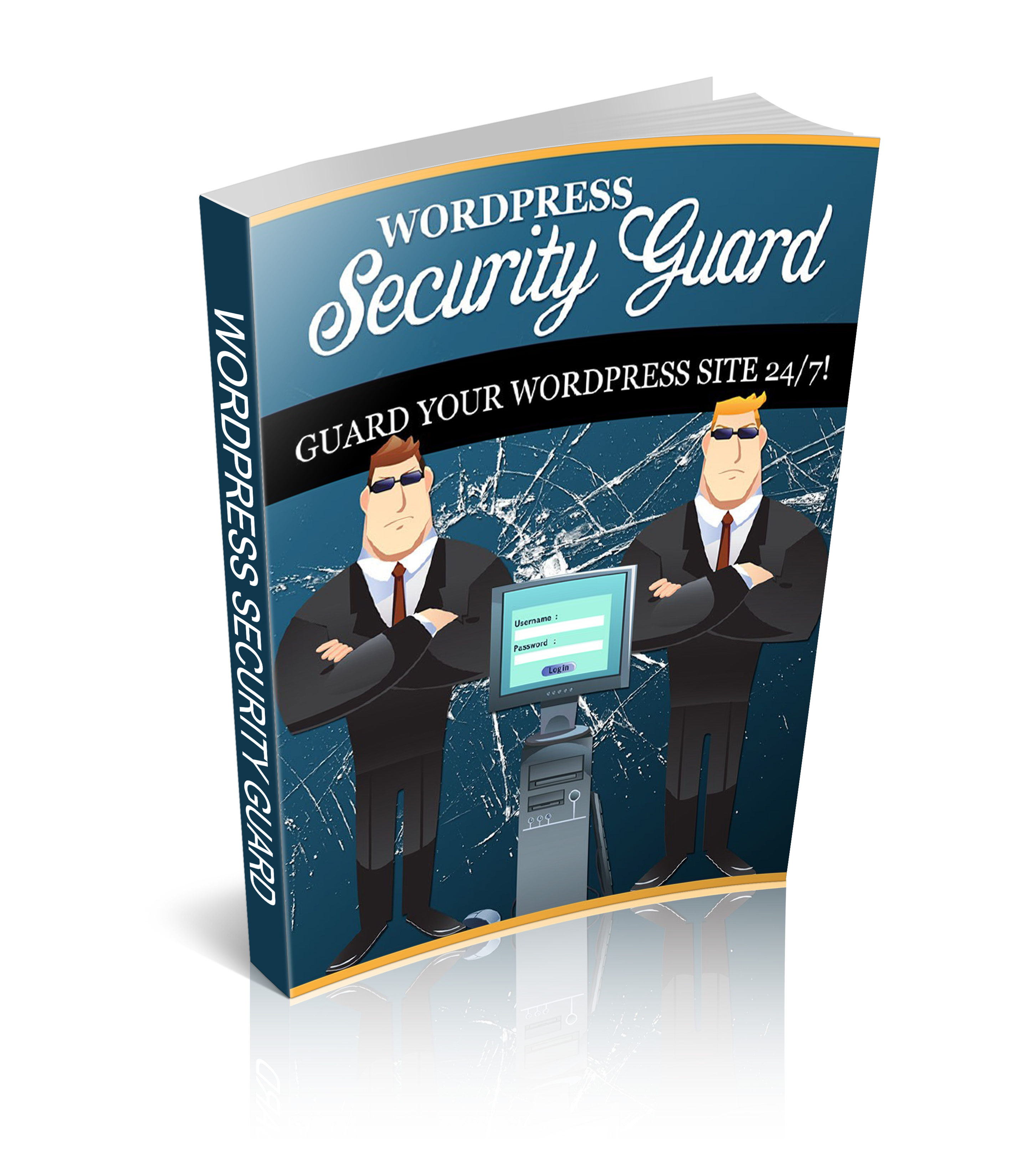 teach you how to Guard Your WordPress Website
