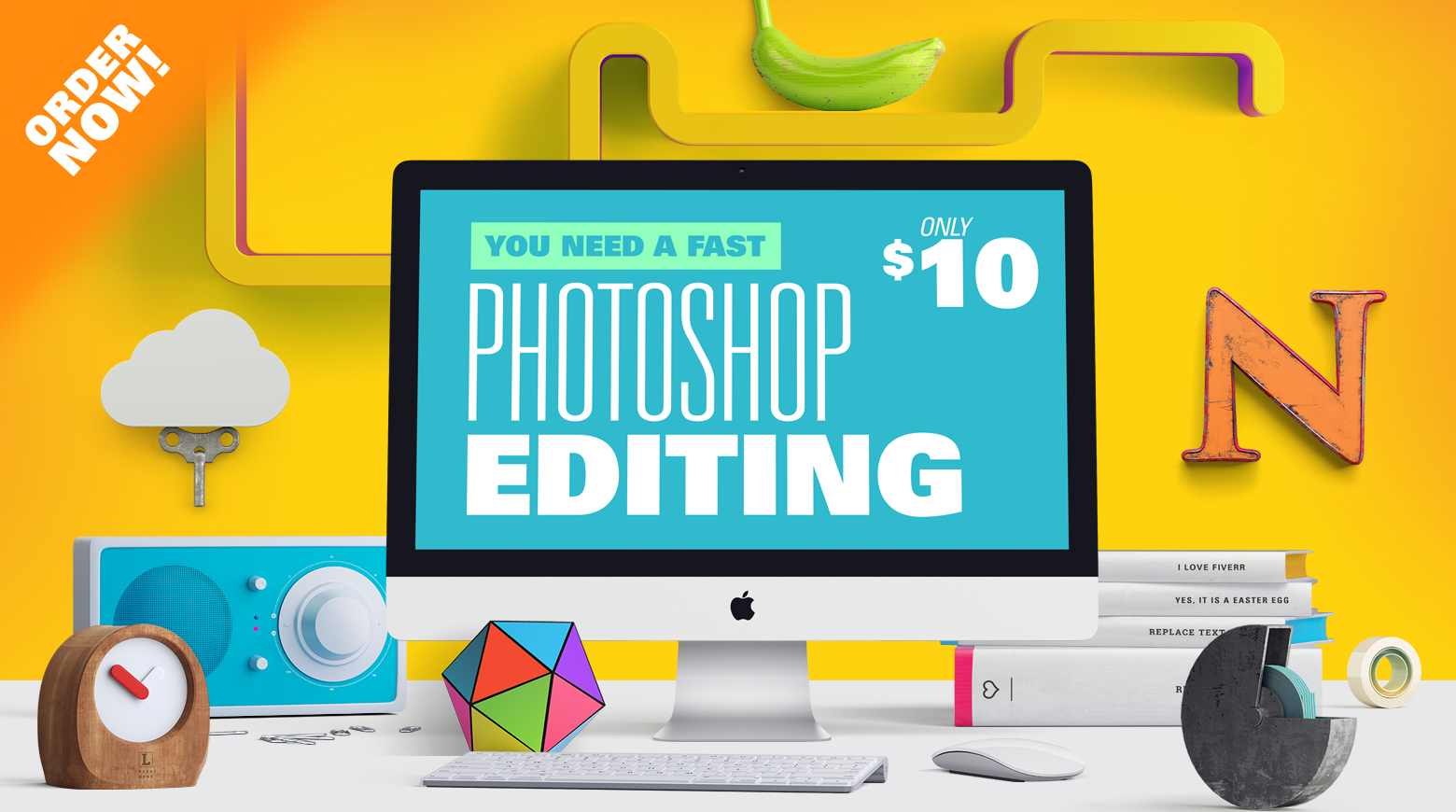 photoshop editing Fast