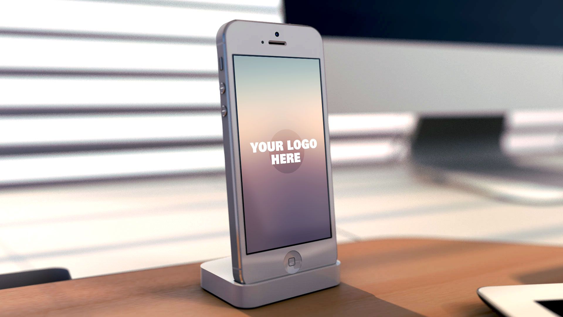 put your logo or image on iPhone 6
