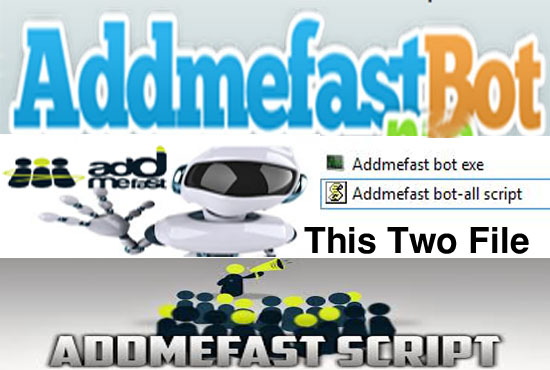 give you addmefast exe bot and js bot for imacros