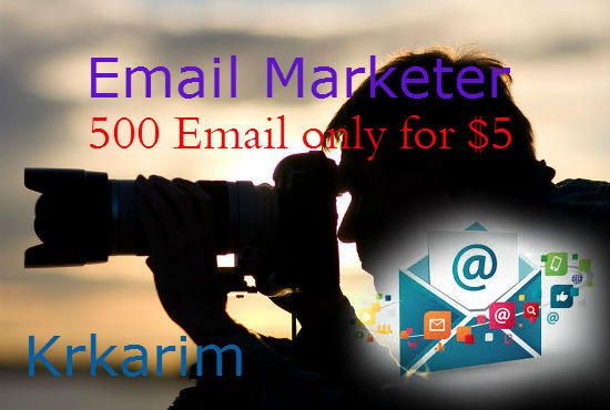 give 500 Photographers email address